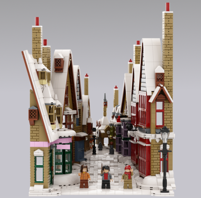 LEGO Ideas harry Potter Contest