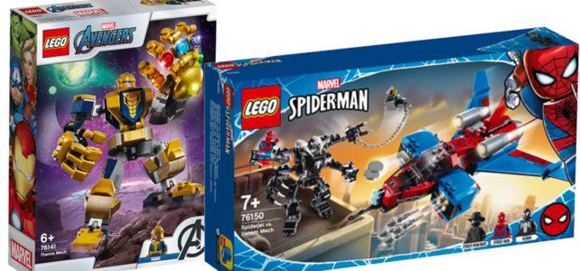 LEGO Marvel 2020 Avengers Spider-Man