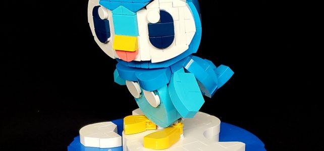 LEGO Pokemon Piplup