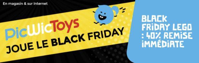 PicWicToys Black Friday LEGO