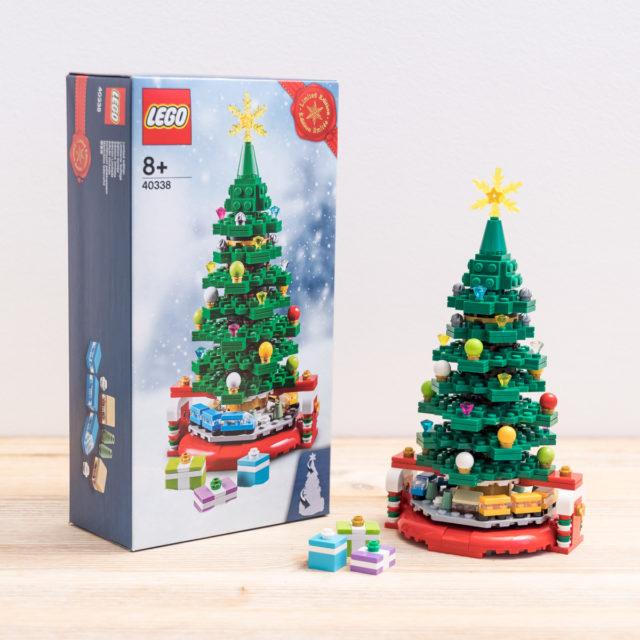 REVIEW LEGO 40338 Christmas Tree Black Friday