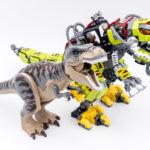 REVIEW LEGO75938 T-Rex Dino Mech