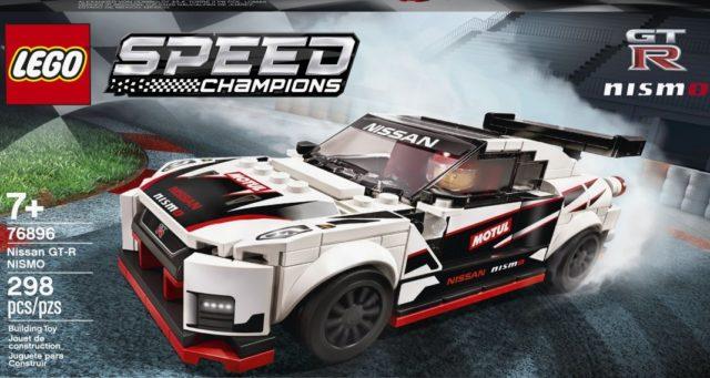 LEGO Speed Champions 2020 76896 Nissan GT-R NISMO
