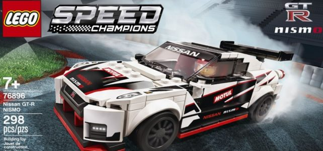 LEGO Speed Champions 2020 76896 Nissan GT-R NISMO