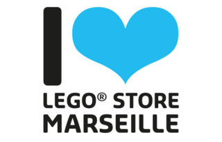 LEGO Store Marseille exclusive tile 2019
