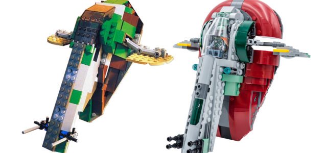 LEGO 75222 Cloud City Slave I
