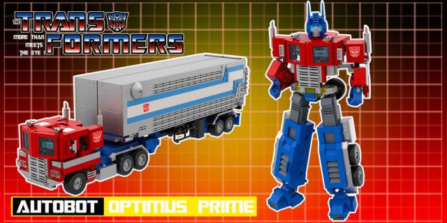 LEGO Autobot Optimus Prime