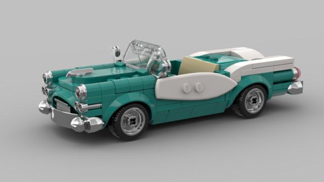 LEGO Ideas Aedelsten Deluxe