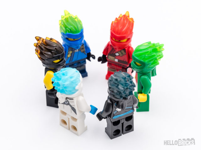 LEGO Ninjago 2019 Dragon Ball Z