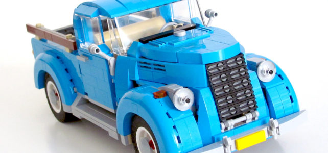 One Set MOC LEGO 10252 Volkswagen Beetle
