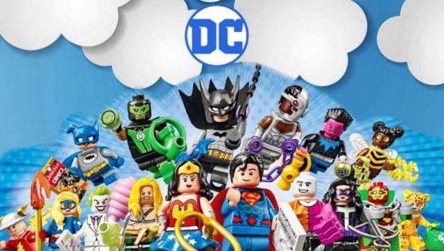 Precommande LEGO 71026 DC Comics Minifigure Maddness