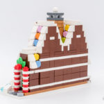 REVIEW LEGO 40337 Mini Gingerbread House