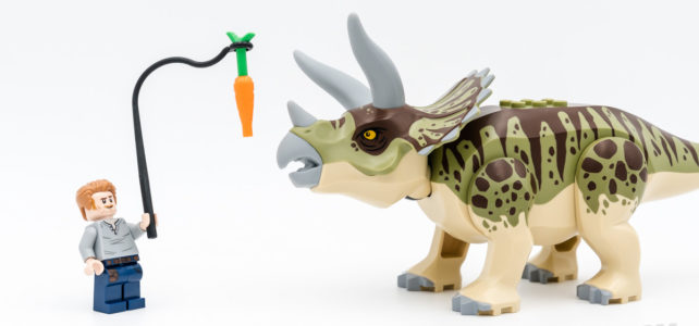 REVIEW LEGO Jurassic World 75937 Triceratops Rampage