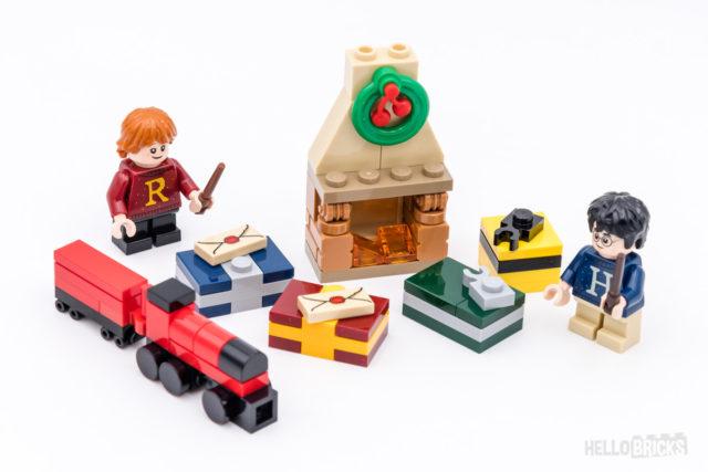 REVIEW LEGO 75964 Harry Potter Advent Calendar