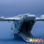 Star Wars The Mandalorian LEGO Razor Crest