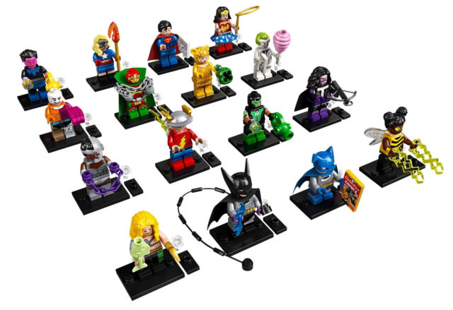 Minifigs à collectionner LEGO 71026 DC Comics Collectible Minifigures
