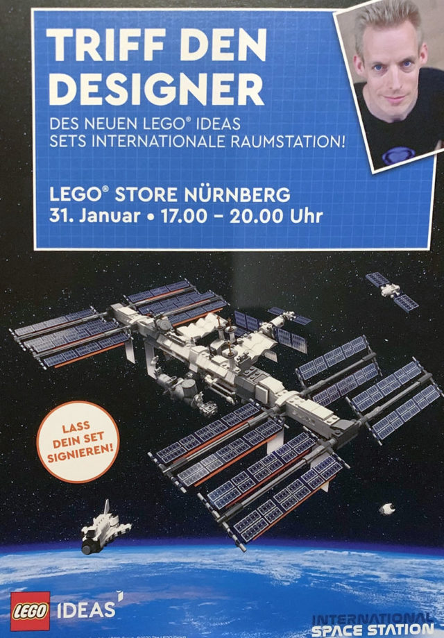 LEGO Ideas 21321 International Space Station (ISS)