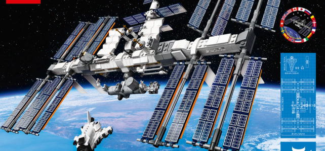 LEGO Ideas 21321 ISS International Space Station