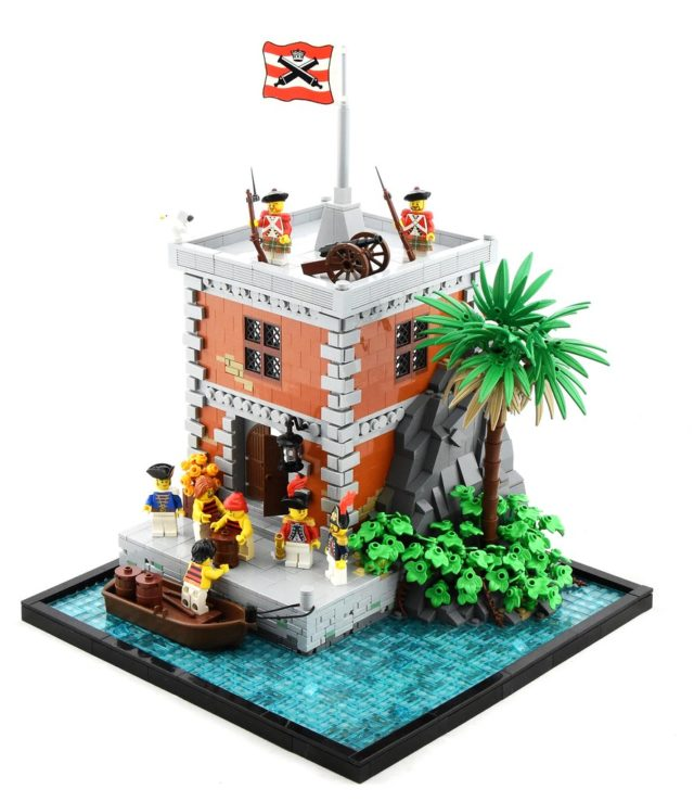 Armurerie LEGO Pirates