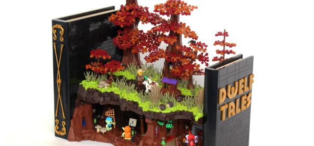 Dwelf Tales: Treasure Heist