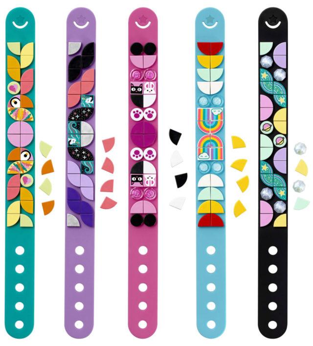 LEGO Dots bracelets