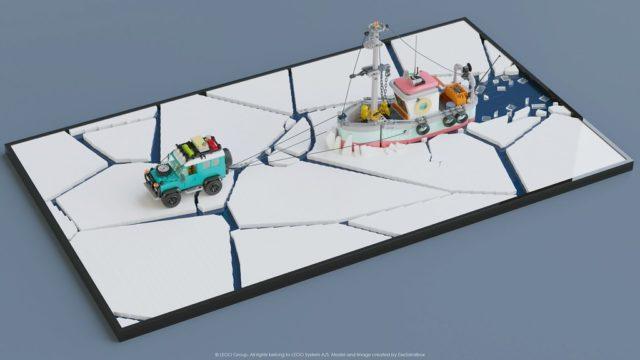 LEGO Icebreaker