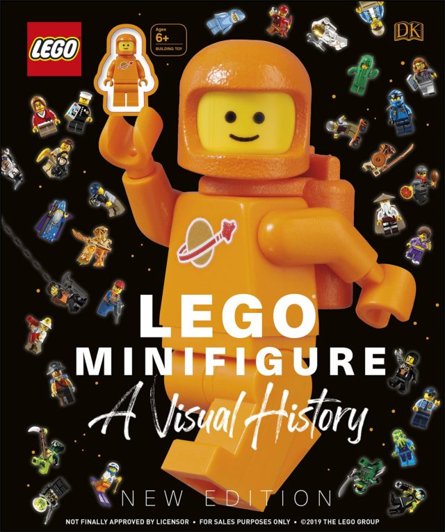 LEGO Minifigure A Visual History