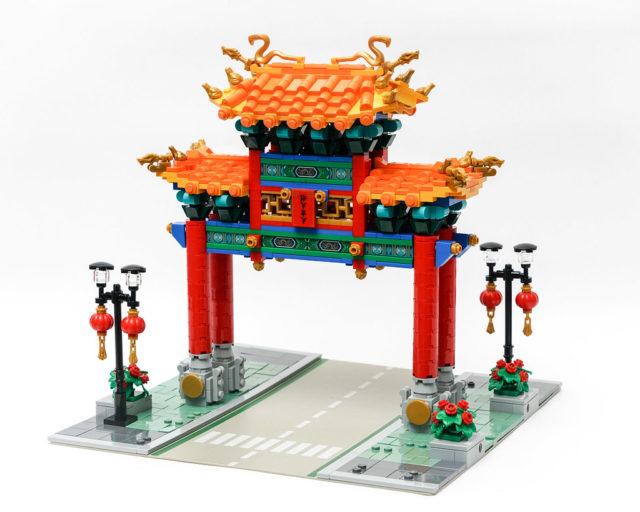 LEGO Paifang