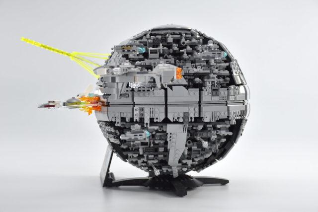 LEGO Star Wars Battle of Endor Death Star II