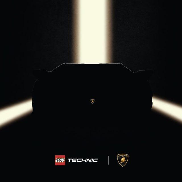 LEGO Technic 2020 42115 Lamborghini Supercar