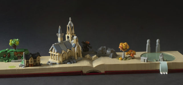 Lord of the Bricks - The Fellowship of the Ring
