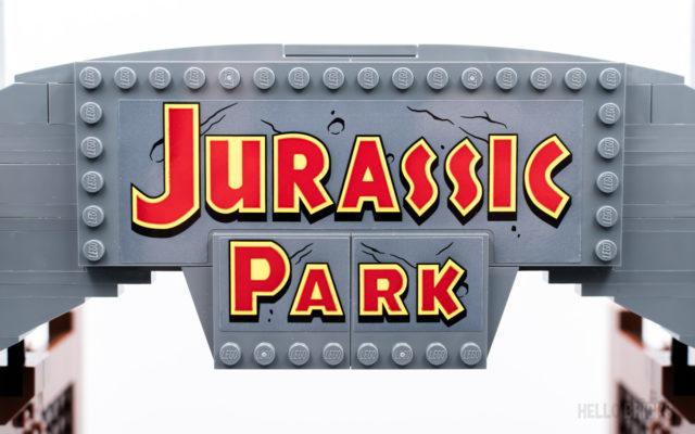REVIEW LEGO 75936 Jurassic Park T-Rex
