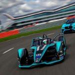 Jaguar Formula E Panasonic GEN2 I-PACE eTROPHY
