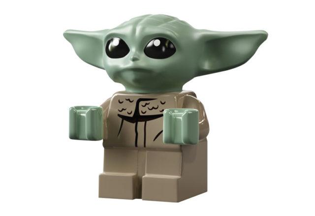 LEGO 75292 Baby Yoda The Child