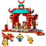 LEGO 75550 Minions Rise of Gru