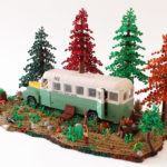 LEGO MOC Into the Wild