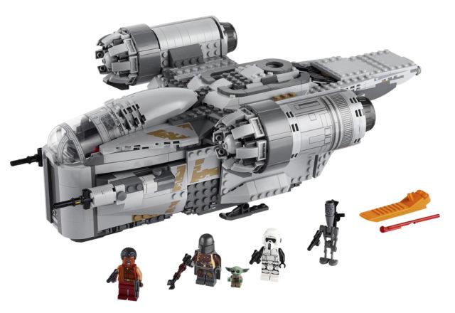 LEGO Star Wars The Mandalorian 75292 The Razor Crest