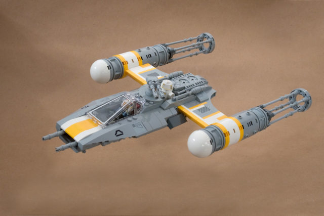 LEGO Star Wars Y-wing Evolved