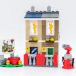 REVIEW LEGO 40393 LEGOLAND Fire Academy