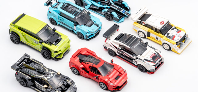 REVIEW LEGO Speed Champions 2020