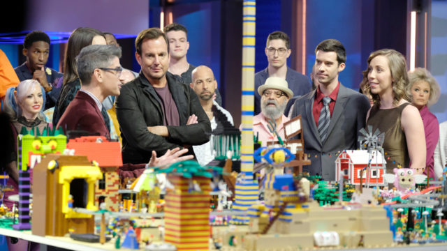 Fox LEGO Masters US