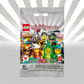 LEGO 71027 Collectible Minifigures Series 20