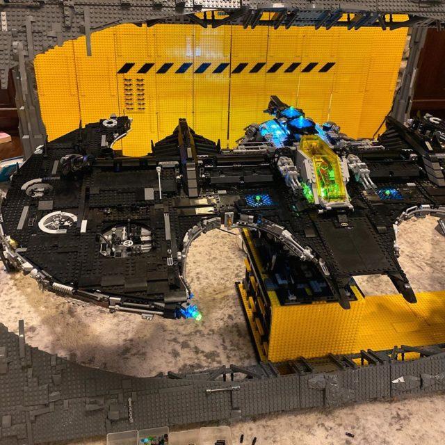 LEGO Batwing XXXL