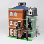 LEGO Modular New Orleans Jazz Club