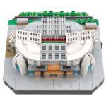 Microscale LEGO Old Trafford Manchester United