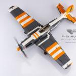 P-51 Mustang LEGO MOC