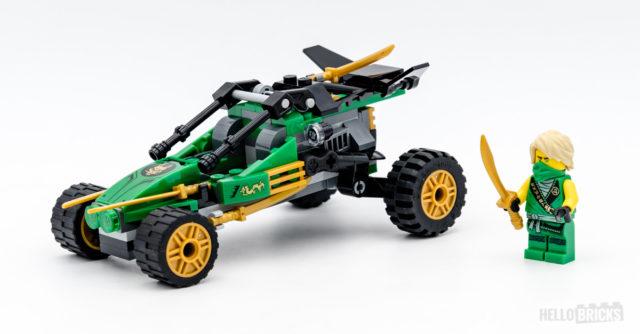 REVIEW LEGO Ninjago 71700 Jungle Raider