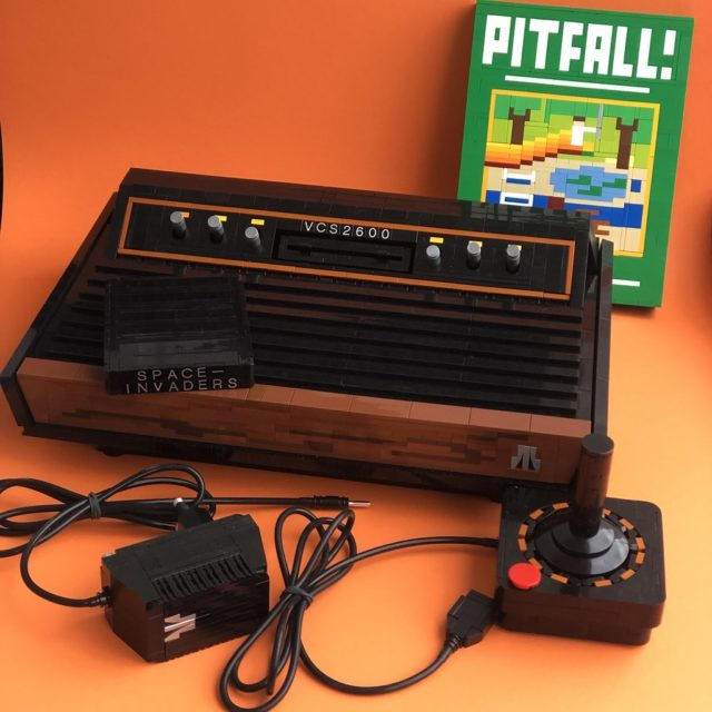 Retrogaming Atari VCS 2600 Pitfall