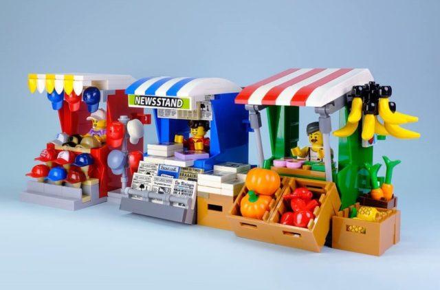 Stands LEGO Ninjago Arcade