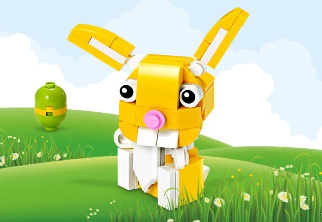 LEGO Creator 30550 Easter Bunny offert